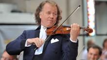 安德烈瑞欧:以流行的古典音乐,安放浪漫情怀