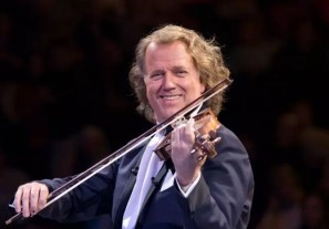 荷兰各界祝贺新中国成立70周年 音乐家安德烈瑞欧送上特别献礼
