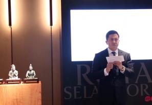 皇家雪兰莪杨永礼:我们不是卖商品,而是传承孔子有教无类精神