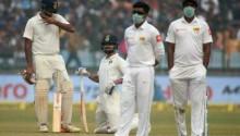 污染超标14倍!国外球员赴印度参赛因雾霾呕吐 反遭印度人嘲笑