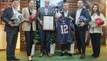 艾菲对话NFL,世界第一体育联盟将出席Unthinkable国际论坛